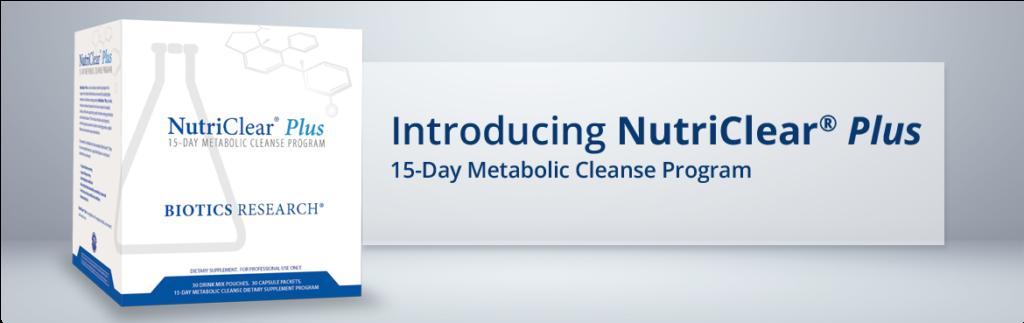 Nutriclear Plus Detox kit