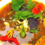 Lemongrass & Shiitake Miso Zoodle Bowl