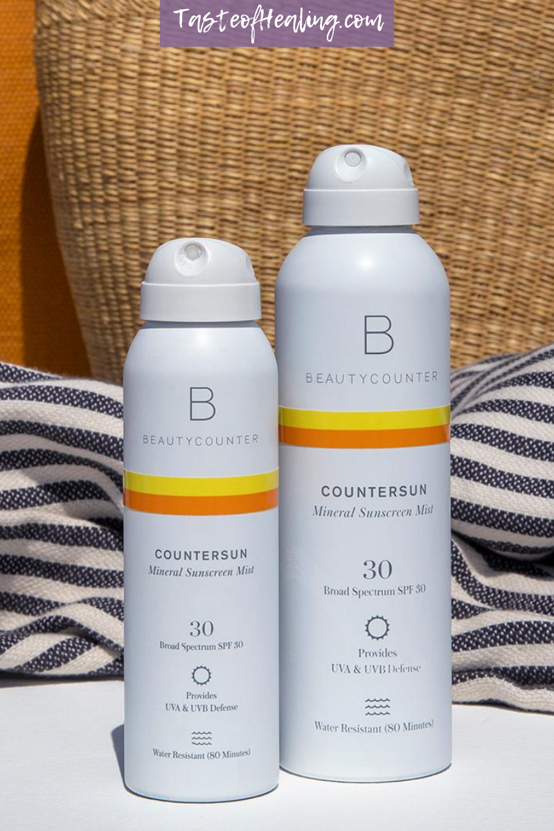 Beauty Counter Sunscreen