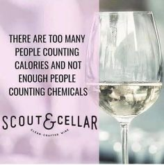 Scout and Cellar Toxin Free Wine