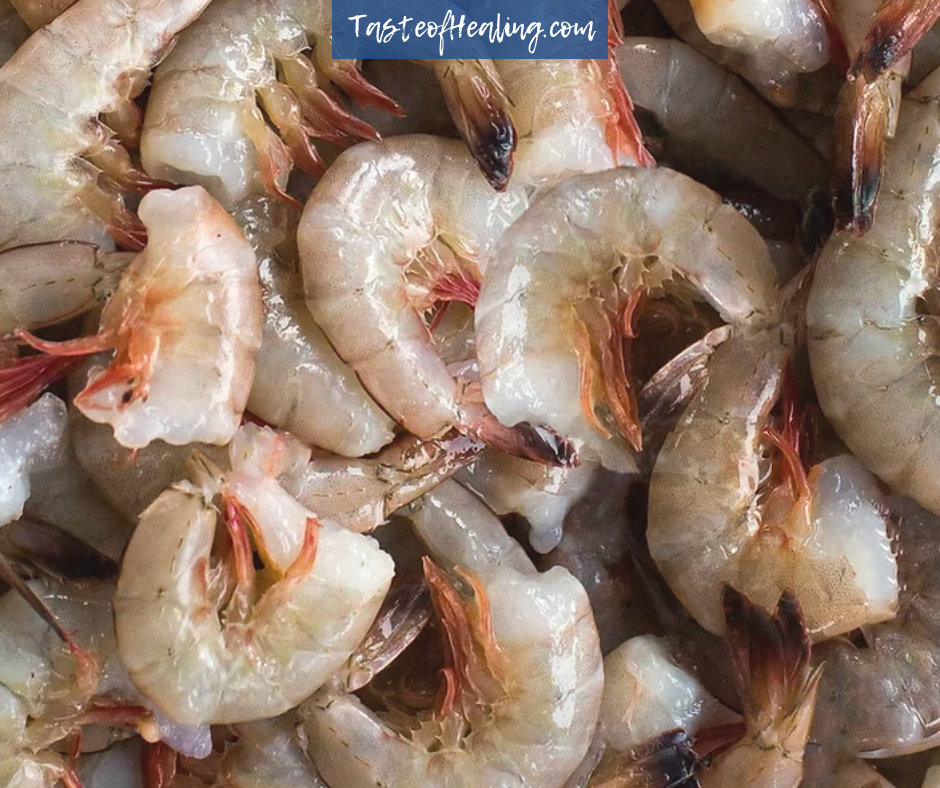 Captains Select Gulf Shrimp