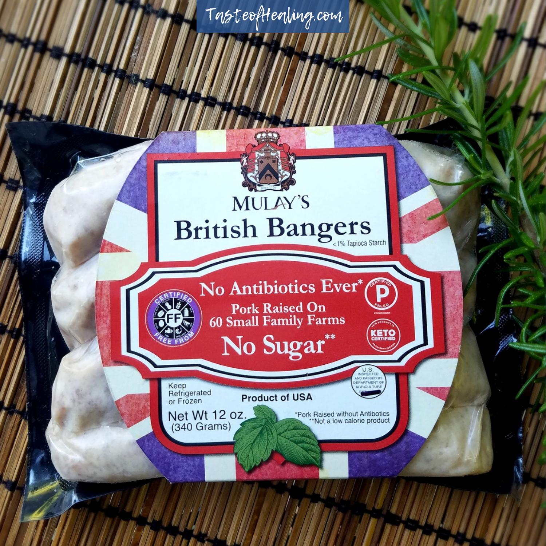 Mulay's British Bangers