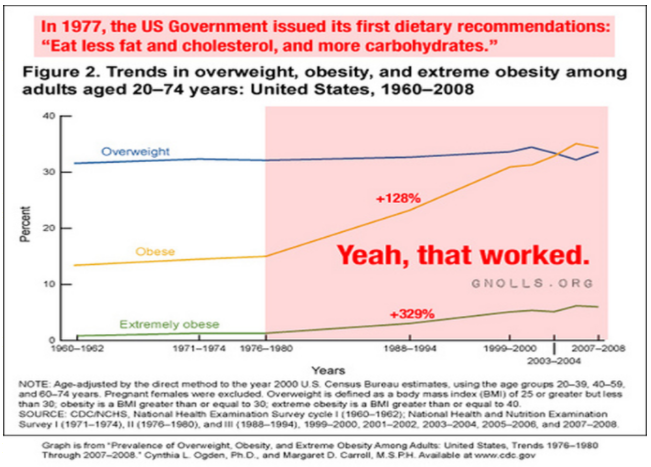 1977 US dietary guidelines