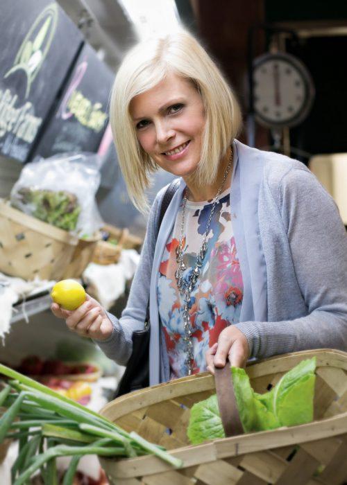 Chef Carol Green
